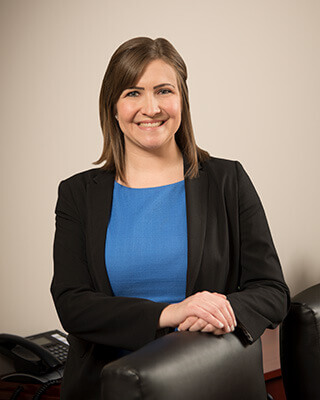 Photo of Stephanie Wiegand, Esq.